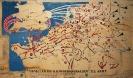 De geailleerde militaire operaties vanaf D-Day
